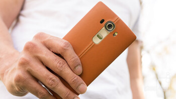 The evolution of LG's G series