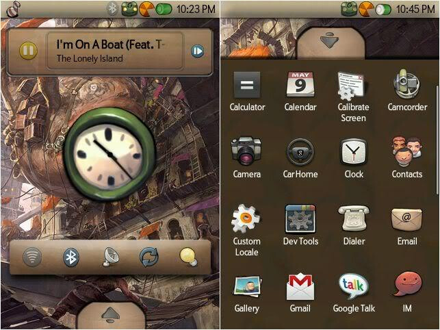Give your HTC Touch Pro 1 a face-lift with Android courtesy of CyanogenMod-6