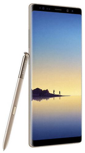 The Samsung Galaxy Note 9 is expected to look like last year's Galaxy Note 8