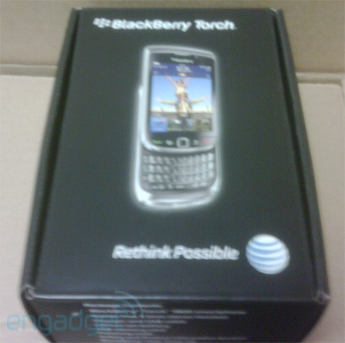 The Torch is being passed on to some AT&T stores