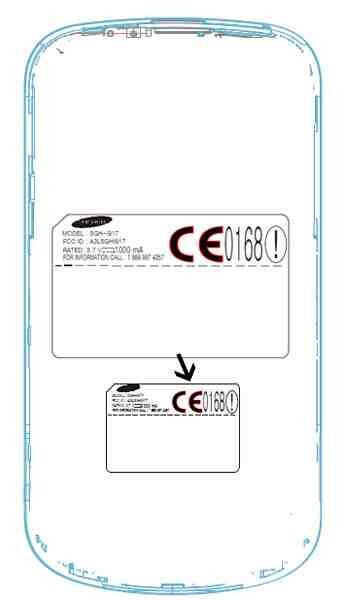 Windows Phone 7 Samsung Cetus i917 pays a visit to the FCC