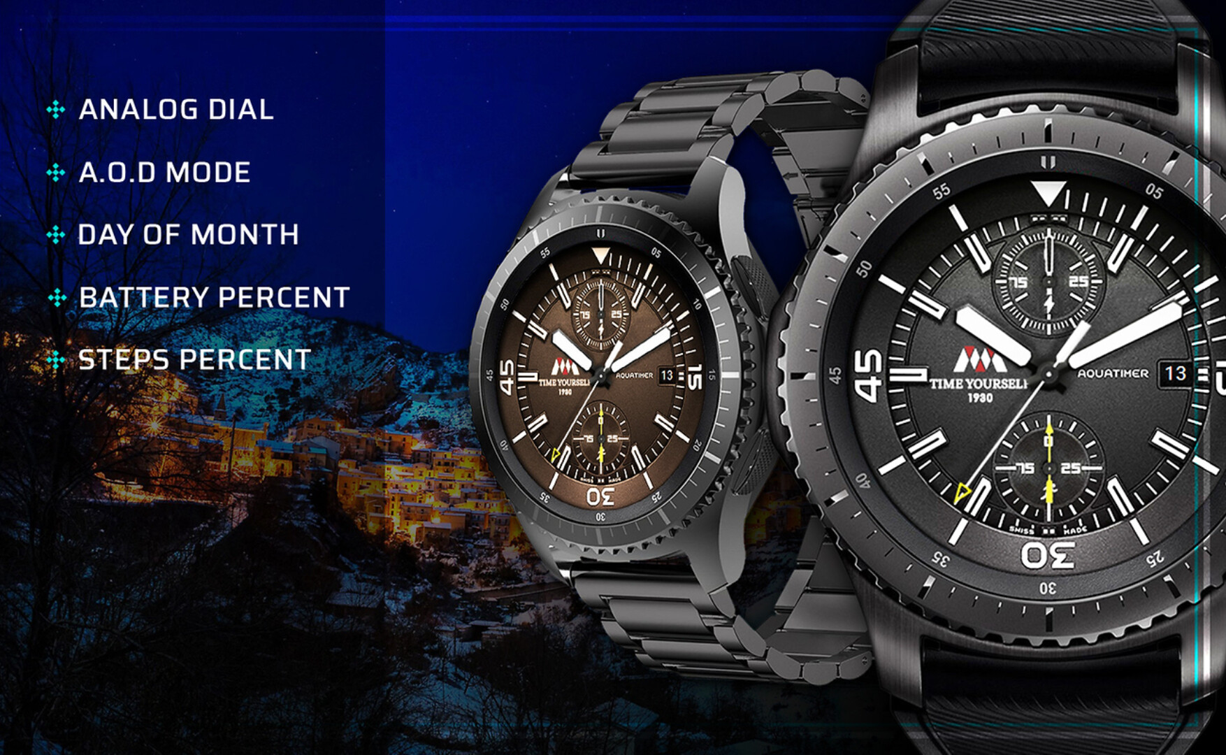 Best Gear S3 Watch Faces 2019 Check out these watchfaces for your Gear Sport, Gear S3, or Gear