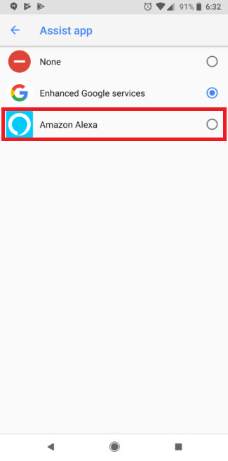 Alexa can be the default assistant on your Android phone - Want Alexa to be the default virtual assistant on your Android phone?