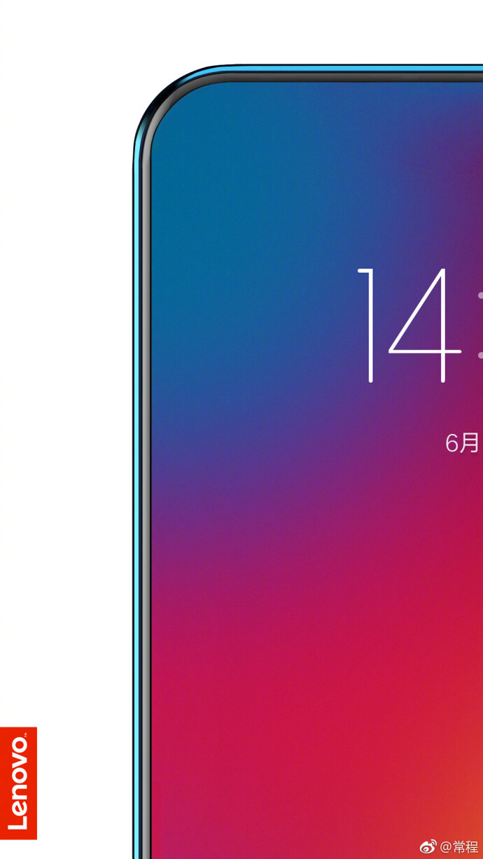 """Lenovo teases phone with the """"highest ever"""" screen-to-body ratio"""