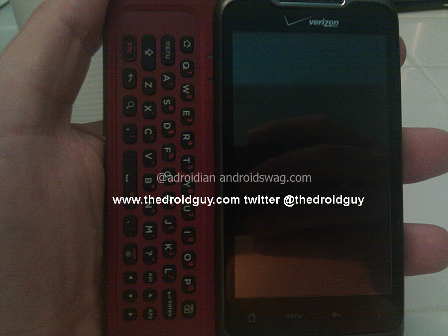 Verizon bound HTC world phone will bring Android love some time in Q1 2011?