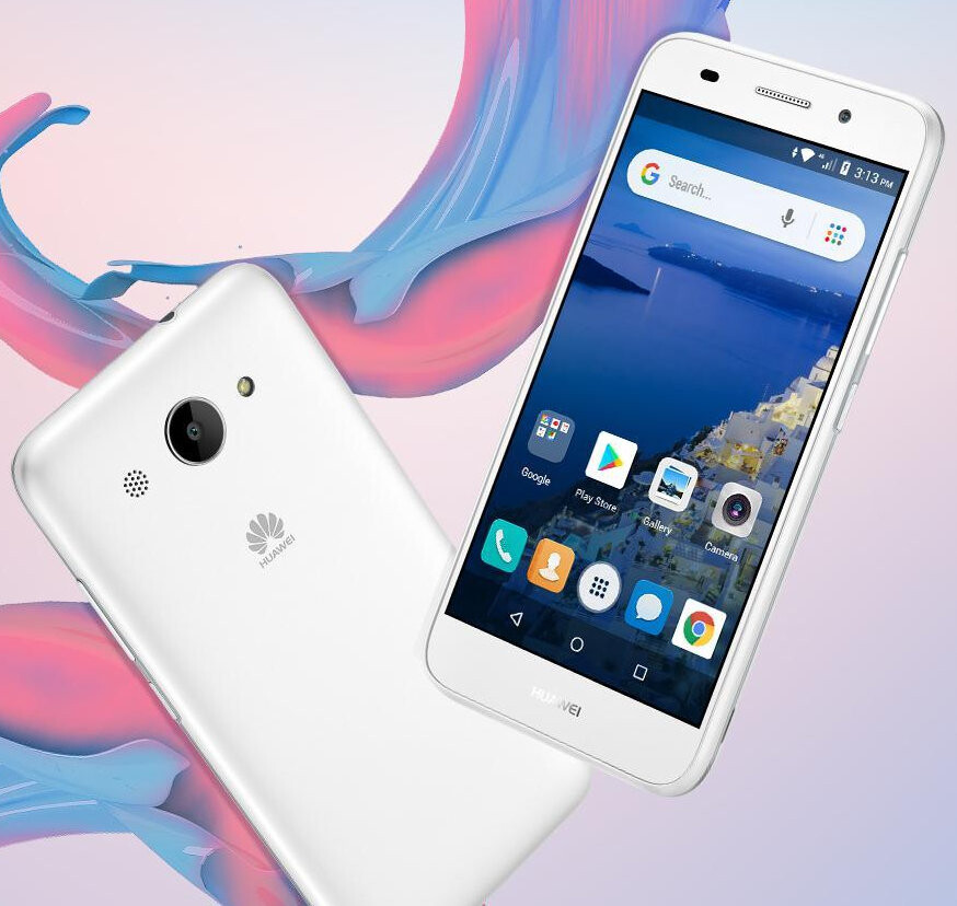 Huawei Y3 2018 goes official as the company's first Android Go smartphone