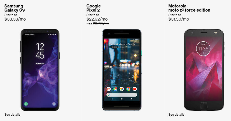 Verizon S Mother S Day Deals Go Live With Discounts On