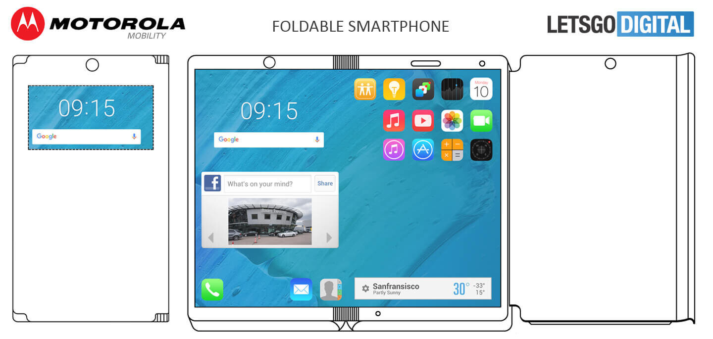 Samsung Patent: a Smartphone That Turns Into a Tablet?