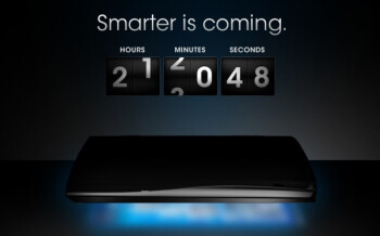 "Countdown commences for something ""smarter is coming"" on Sony's site"