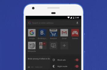 Opera für Android aktualisiert mit Nachtmodus, QR-Code-Reader, Themes, mehr
