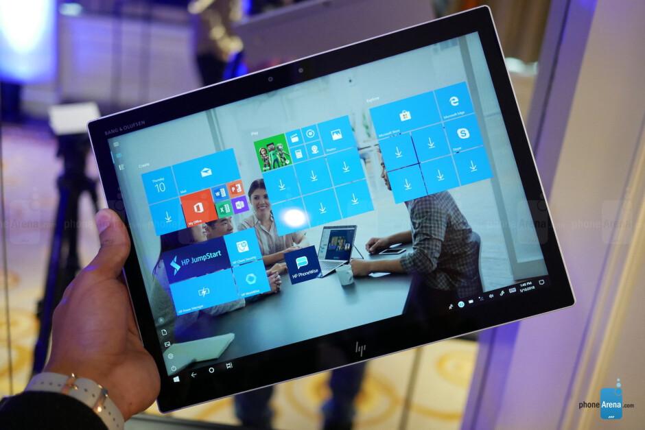Windows better for mobile?: HP Elite X2 1013 G3 hands-on