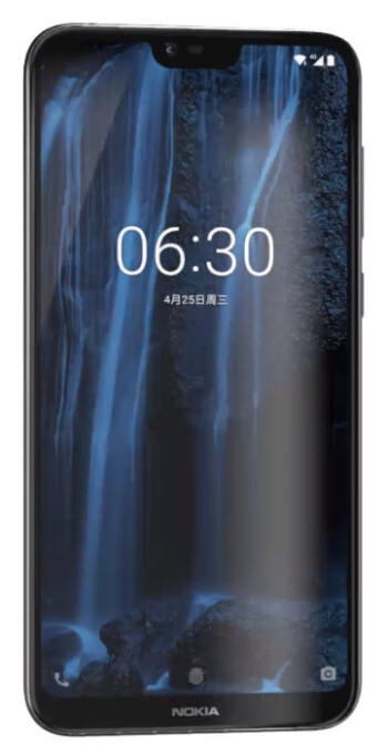 The glass-coated Nokia X6 is officially introduced