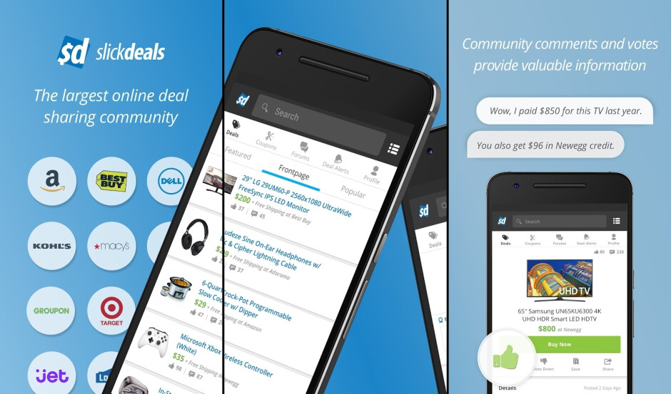 Bargain hunters, use these apps to find deals, coupons, and get cashbacks