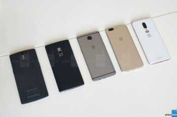 The OnePlus lineage