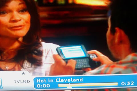 G1 becomes a television star with appearance on 'Hot in Cleveland'