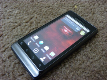 Hands-on with the Motorola DROID 2