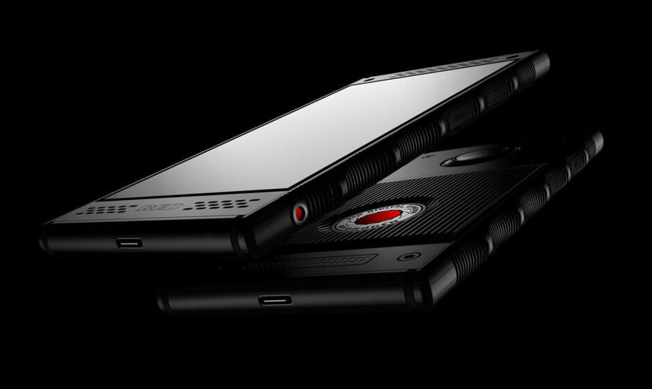 Verizon to offer the RED Hydrogen One holographic smartphone (UPDATE: AT&T too)