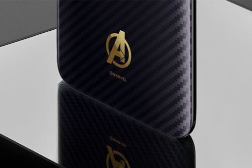 Infinity War Limited Edition render