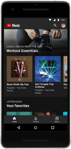 YouTube Music will now have a free and paid version