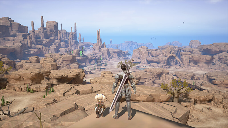 Final Fantasy XI mobile still in the works, here are some screenshots