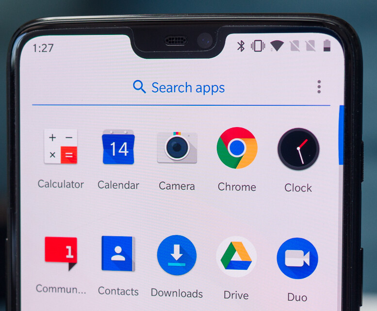 The Dreaded Notch - Would you hide The Notch?