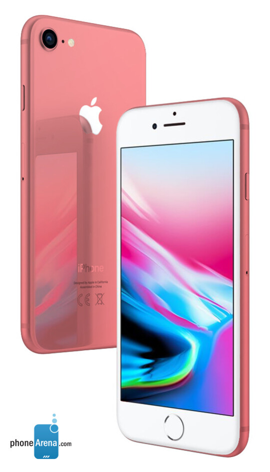 new iphone colors iphone 8s tipped to be available in three colors here s a 12692