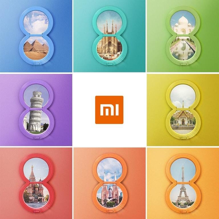 Xiaomi Mi 8 won't be China-exclusive, coming to at least 8 other countries at launch
