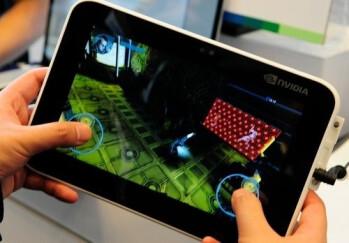 NVIDIA Tegra 250 (Tegra 2) tablet