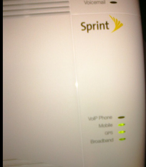 Sprint shipping free EV-DO femtocell to qualifying customers