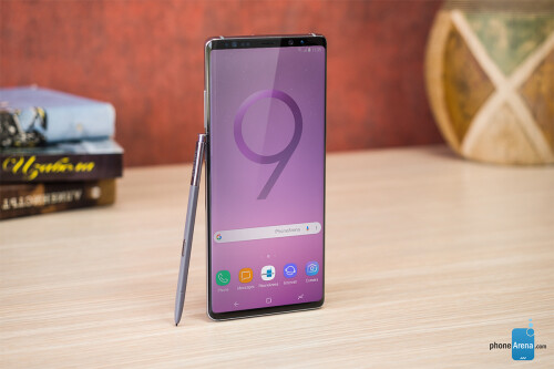 Samsung Galaxy Note 9 design images