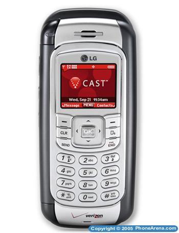 Verizon will carry LG VX-9800 messaging phone