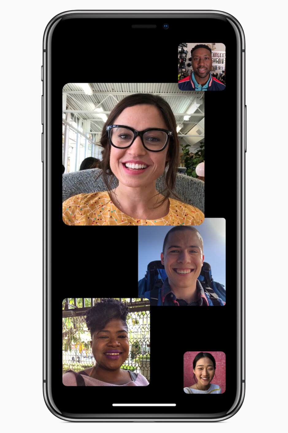 Apple's FaceTime gets a huge upgrade: video conferencing with up to 32 people
