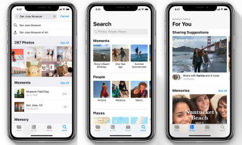 The Photos app in iOS 12 gets a 'For You' tab and new sharing features