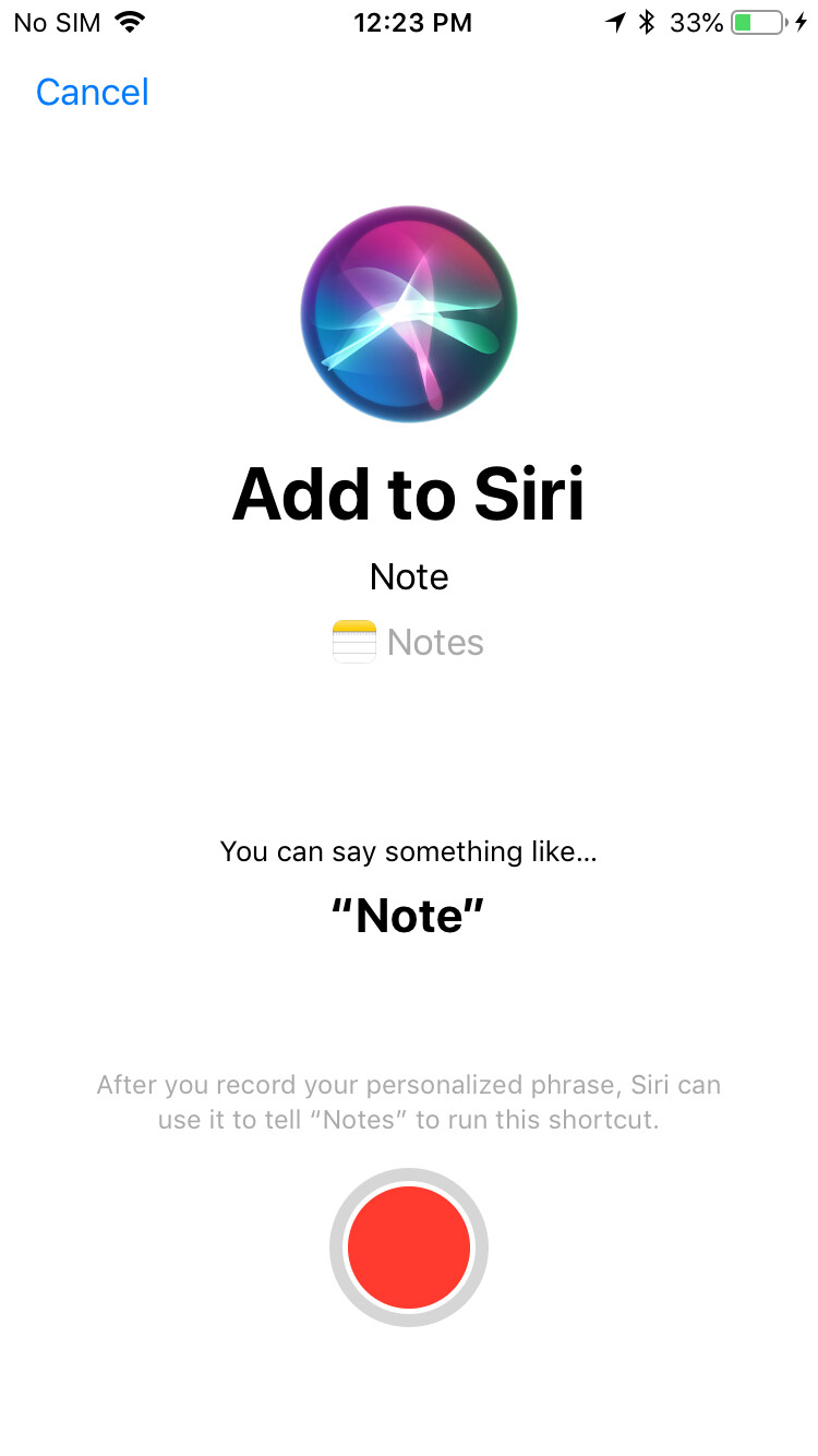 Shortcuts - iOS 12 Review: The revolutionary new chapter
