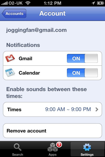 Push notifications finally grace the Google Mobile app for the iPhone