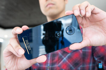 Moto Z3 Play hands-on: a tougher sell this time around