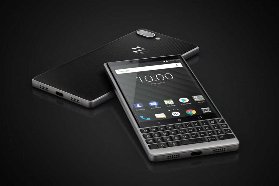 The BlackBerry KEY2 has been announced: improved keyboard, Optical Superzoom, 2-day battery life