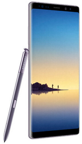 Get the unlocked Exynos powered Samsung Galaxy Note 8 for $599.99 from eBay