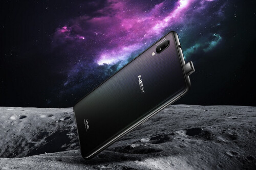 Vivo NEX, the most bezel-less phone in the world right now