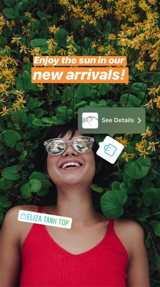 Instagram releases a new shopping experience for Stories