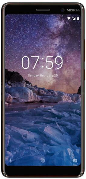 The Nokia 7 Plus