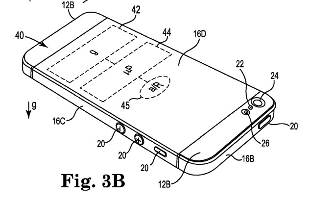 New Apple patents: squeezable iPhones and drop immunity?