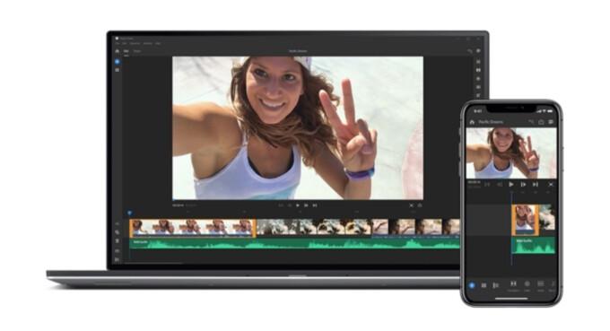 Adobe unveils 'Project Rush', a cross-platform video editor
