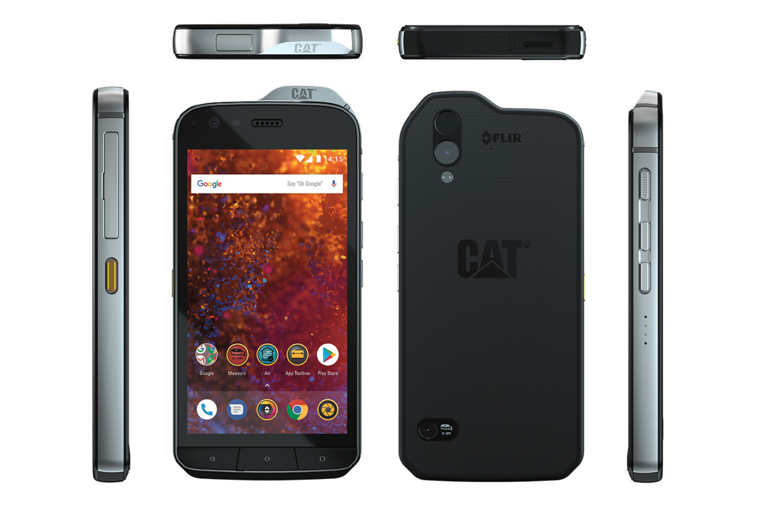 These Are The Best Rugged Most Durable Smartphones Right Now 2018 Edition