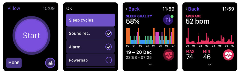 The best (paid and free) sleep tracking apps for Apple Watch