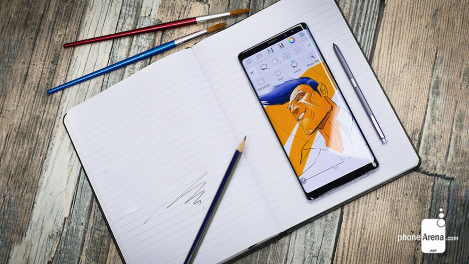 The Galaxy Note 9 S Pen could be the best one yet, here's why