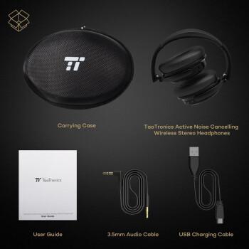 TaoTronics TT-BH22 - Best wireless headphones to buy in 2020