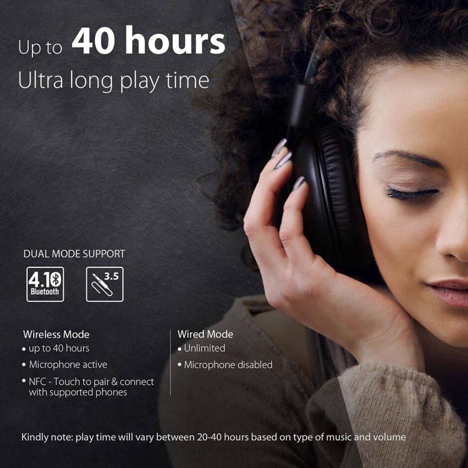 Avantree Audition Pro - Best wireless headphones to buy in 2020