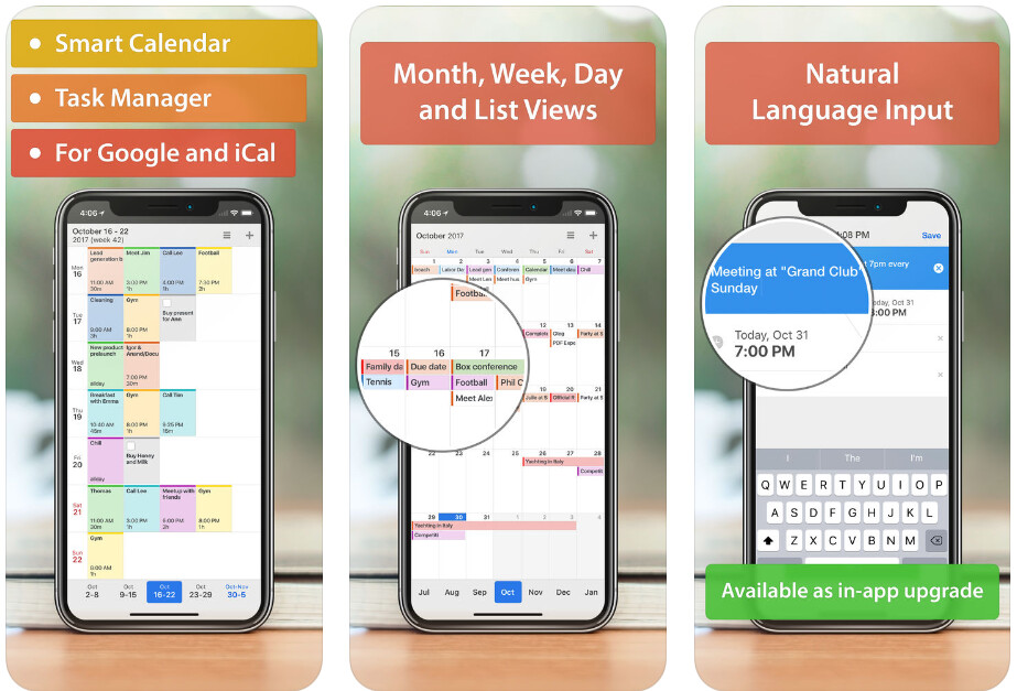 Calendars by Readdle - Best iPhone apps (2020)