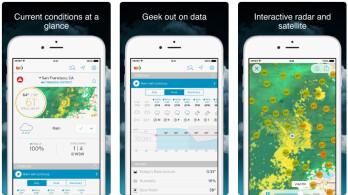 Weather Underground - Best iPhone apps